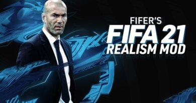 FIFER's FIFA 21 Realism Mod