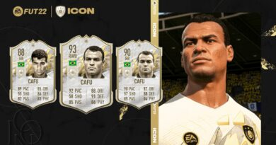 EA Sports Reveals New Icons For FIFA 22