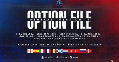 Option File General V4 [FREE] | EFootball PES 2021 | Update 2022